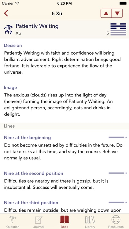 Yi Jing - I Ching - Book of Changes screenshot-3