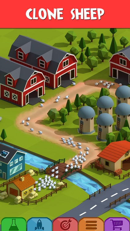 Teeny Sheep screenshot-1