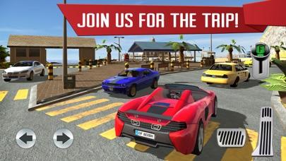 Vacation Tourist: Mountain Road Climb Racing Sim App 截图