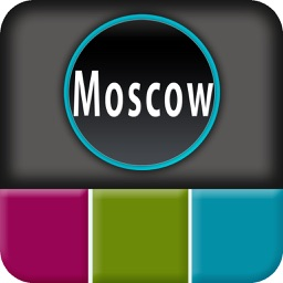 Moscow City Map Guide