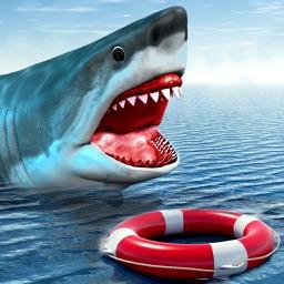Wild Hungry Shark Hunting Revenge In Deep Sea 3D