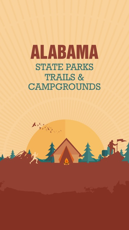 Alabama State Parks, Trails & Campgrounds