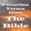Favorite Verses from The Bible - iPhoneアプリ