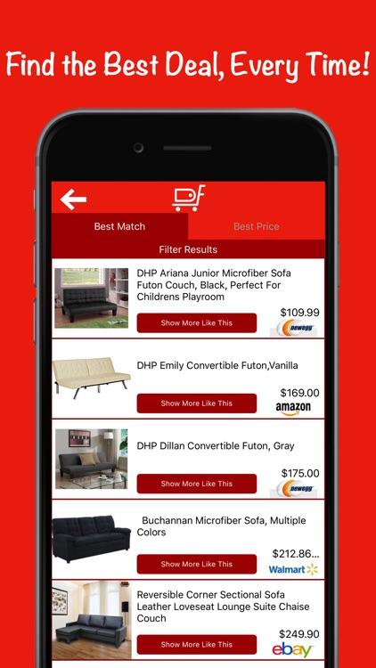 Deal Finder - Find The Best Deal screenshot-4