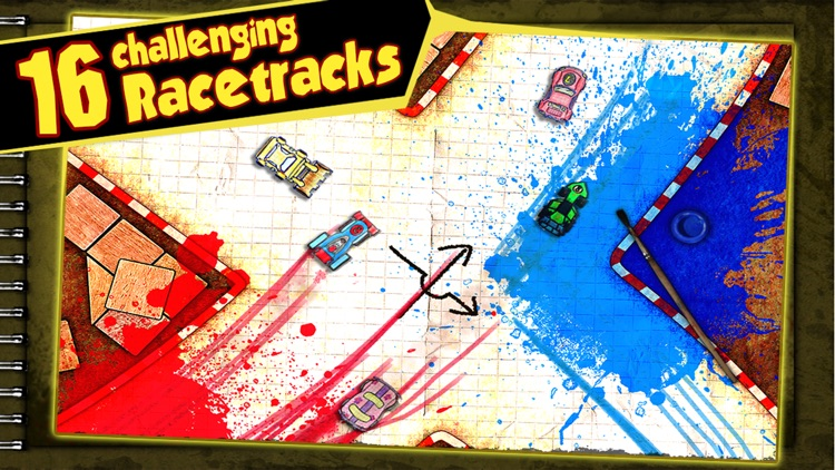 Paper Racer screenshot-0