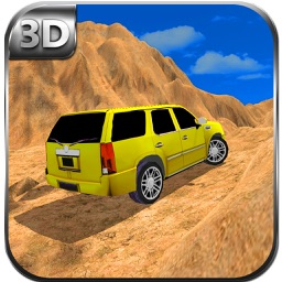 Offroad 4x4 Escalade & Crazy Driving Simulator