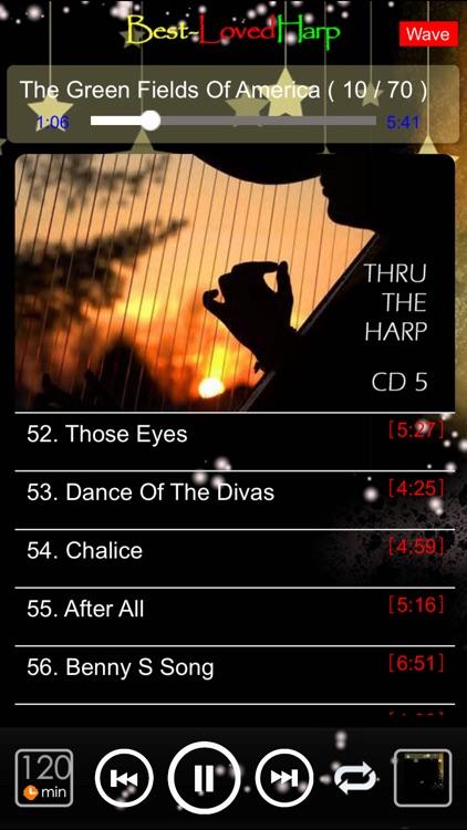 [6 CD] Best-Loved Harp 100 screenshot-4