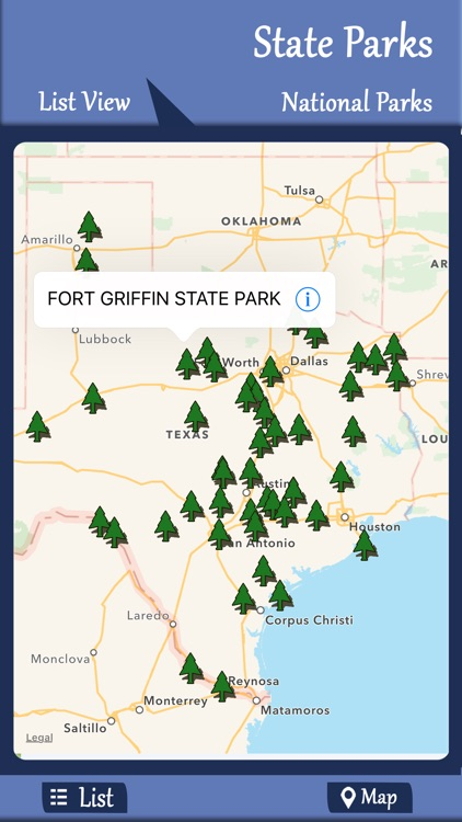 Texas - State Parks screenshot-2
