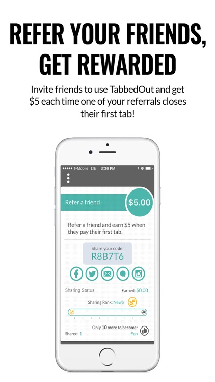 TabbedOut - Pay Your Tab with Your Phone screenshot-4