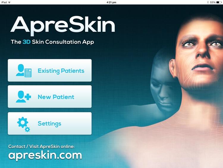 ApreSkin MD - The 3D Skin Consultation App screenshot-4