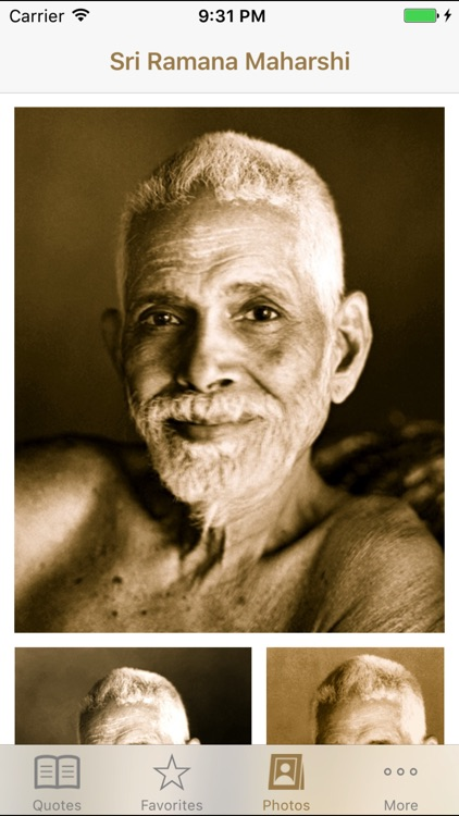 Ramana Maharshi Quotes & Sayings of Advaita Wisdom screenshot-2