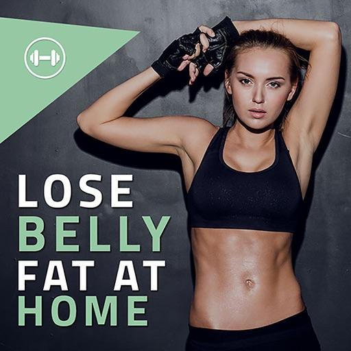 Lose Belly Fat in 2 weeks app logo