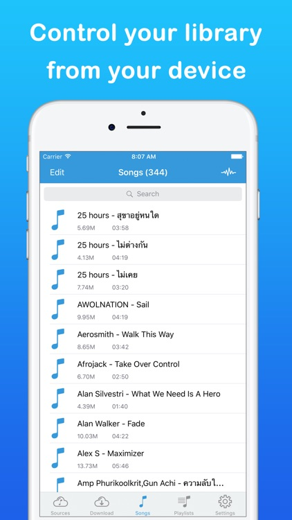 Cloud Music Pro - Offline Songs & Music Player screenshot-4