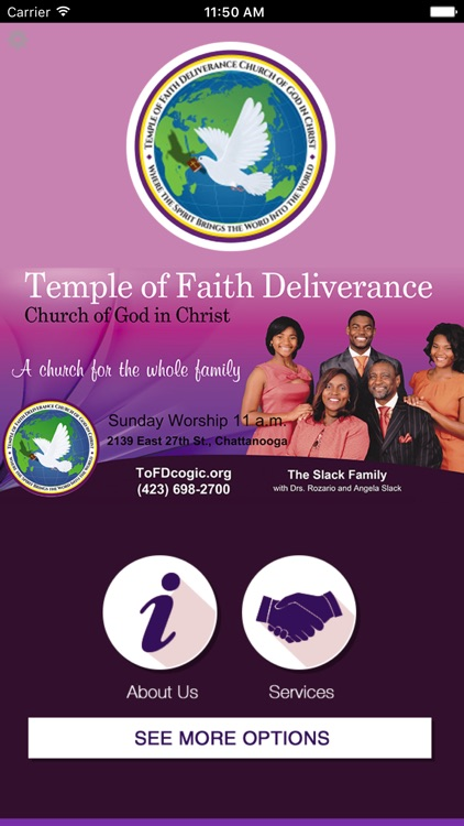 Temple of Faith Deliverance