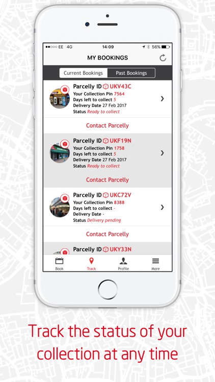 Parcelly - parcel control screenshot-4