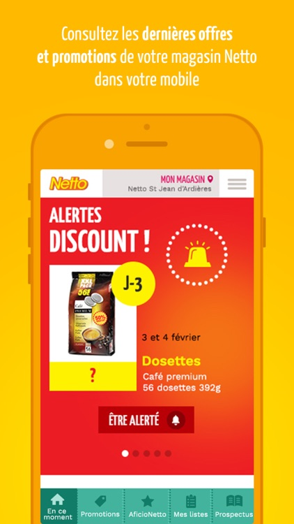 Netto, l'appli imbattable screenshot-0
