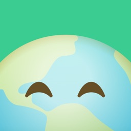 Earthmoji - Fun & cute planet Earth emoji stickers