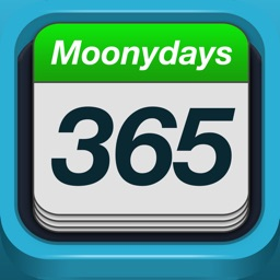 Moonydays – Event Countdown Timer to gala days