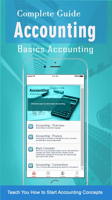 Learn of Managerial Accounting Financial Concepts screenshot two