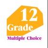 Grade 12 Test - Math Chemistry Biology Physics