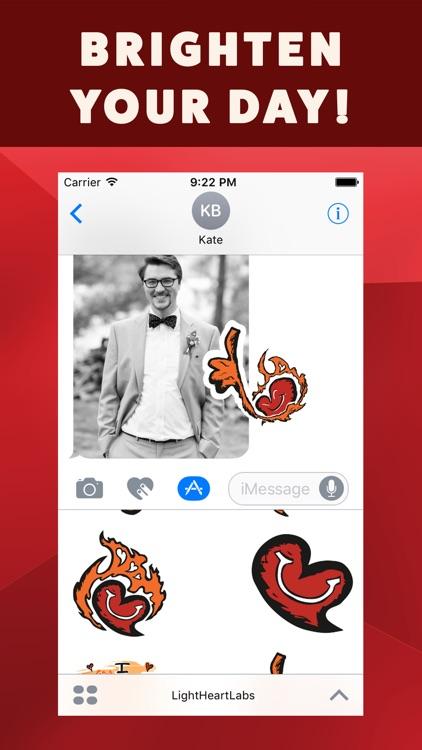 LightHeartLabs Stickers screenshot-3