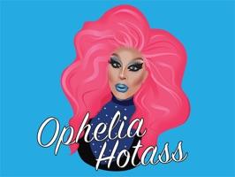 Ophelia Hotass Stickers