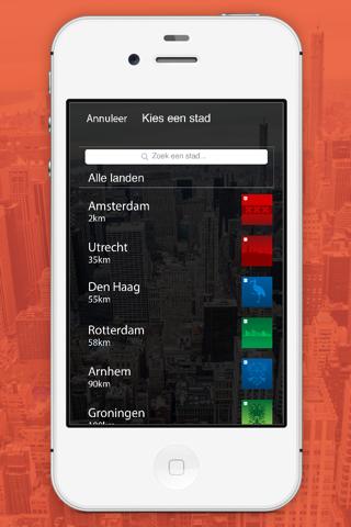 Giethoorn App - náhled