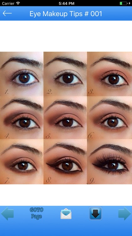 Eye Makeup Tips Step By Step Makeup Tutorials By Syed Hussain