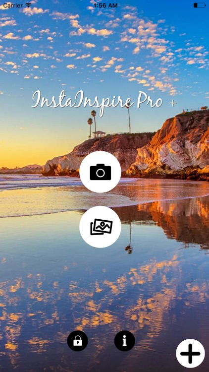 InstaInspire + Top photo lab effects for Instagram