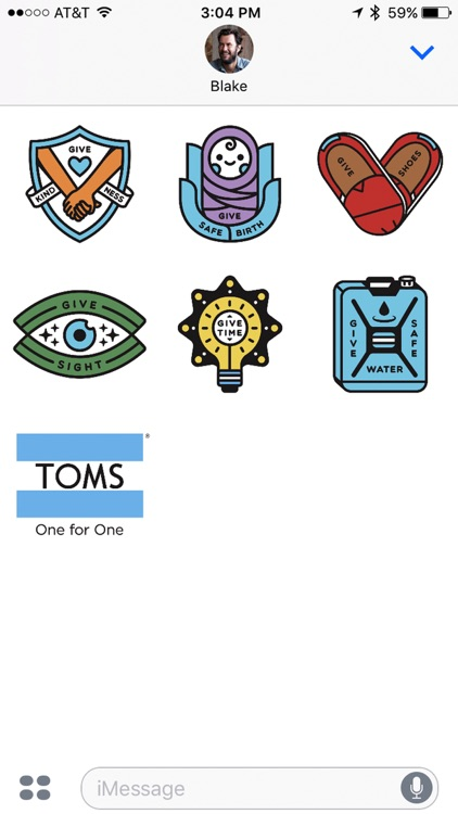 TOMS Stickers Pack screenshot-2