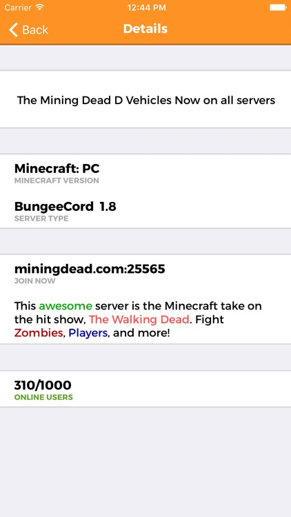 Servers Pro - for Minecraft PE screenshot-4