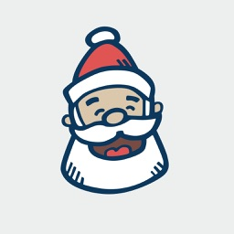 Christmas and New Year iMessage Stickers