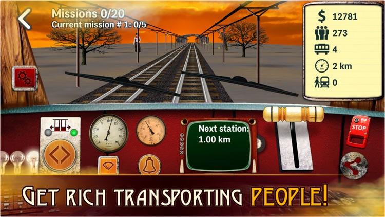 Steam Train Driving