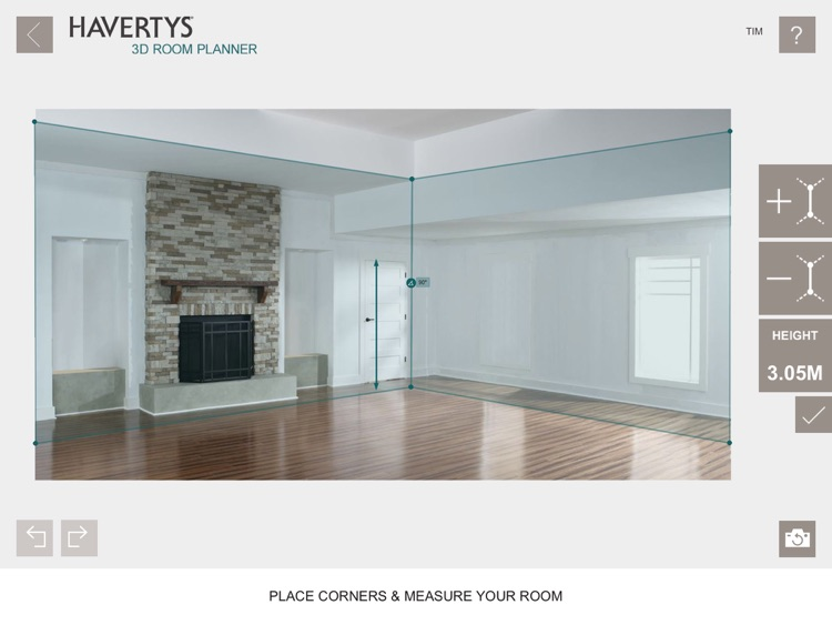 Havertys 3D Room Planner screenshot-2