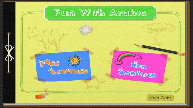 Learn Arabic Alphabet by Tinytapps screenshot-0