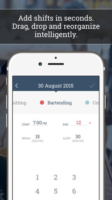 WorkTime: Arbeitszeit KalenderScreenshot von 3