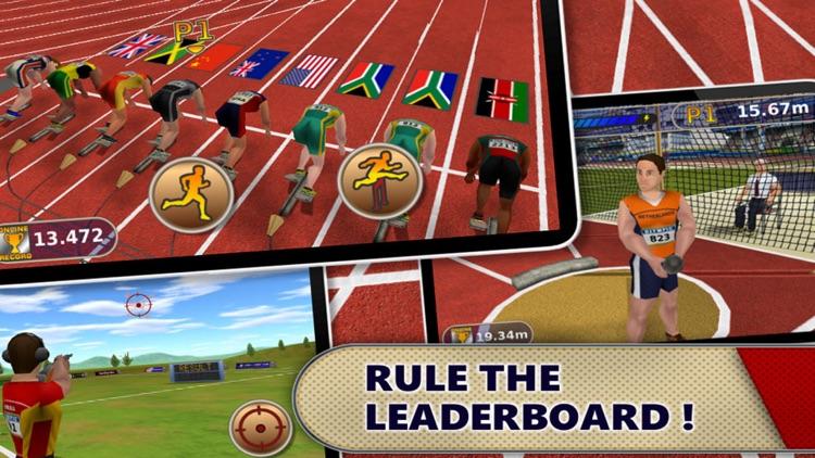 Athletics: Summer Sports (Full Version) screenshot-4