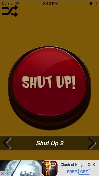 Shut Up! App screenshot-3