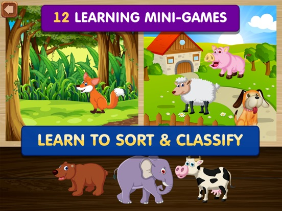 Sorter - Toddler & Baby Educational Learning Games screenshot 6