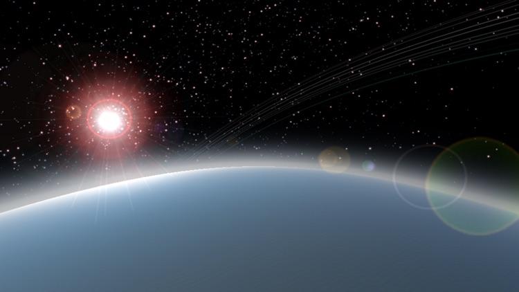Planetarium Zen Solar System +