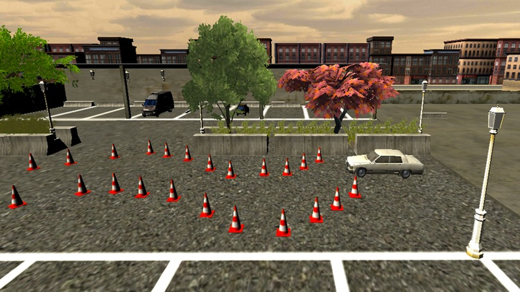 Car Parking Driving School Simulator 2017 screenshot-4