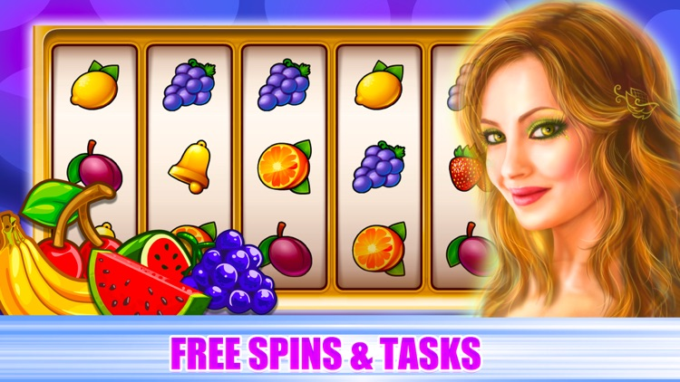 Slot Machines Free - Reel Wheel screenshot-3