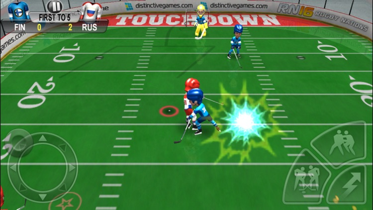 Arcade Hockey 18 screenshot-3