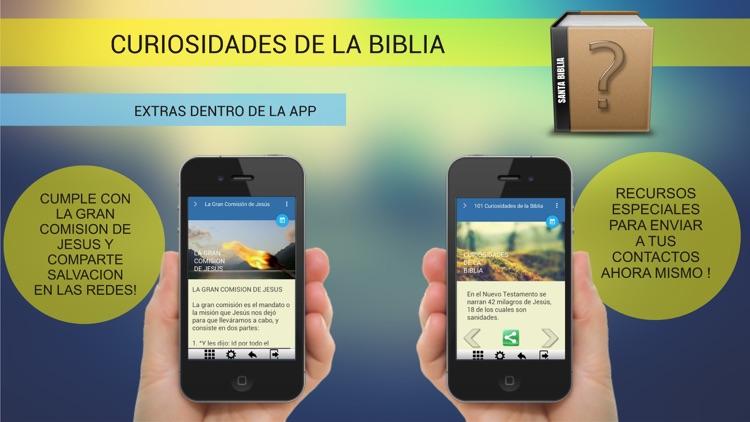 Curiosidades de la Biblia screenshot-4
