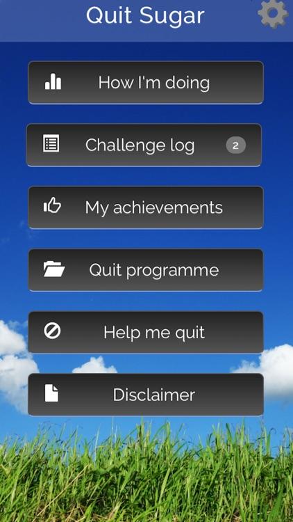 Quit Sugar by Life Ninja screenshot-0