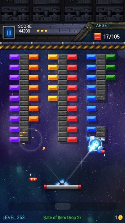 Brick Breaker Star screenshot-0