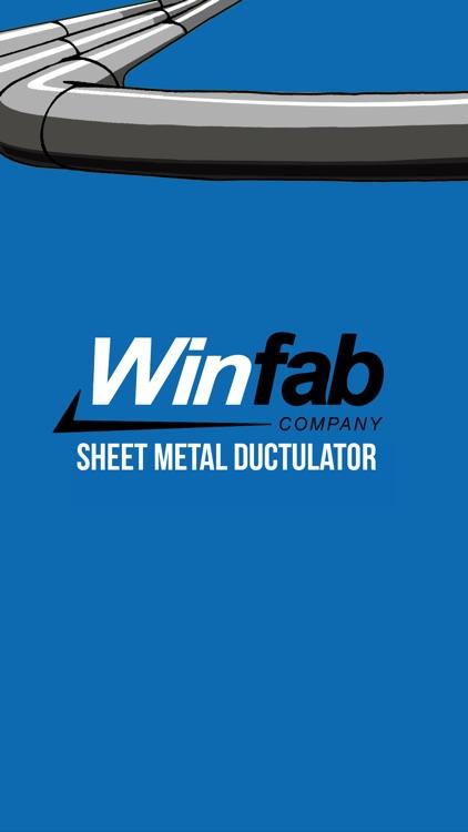 WinFab - Sheet Metal Ductulator