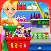 Drugstore Supermarket: Kids Grocery Store Games