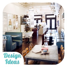 Coffee Shop & Restaurant Design Ideas