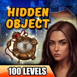 Hidden Objects 100 Levels : Mysterious Town